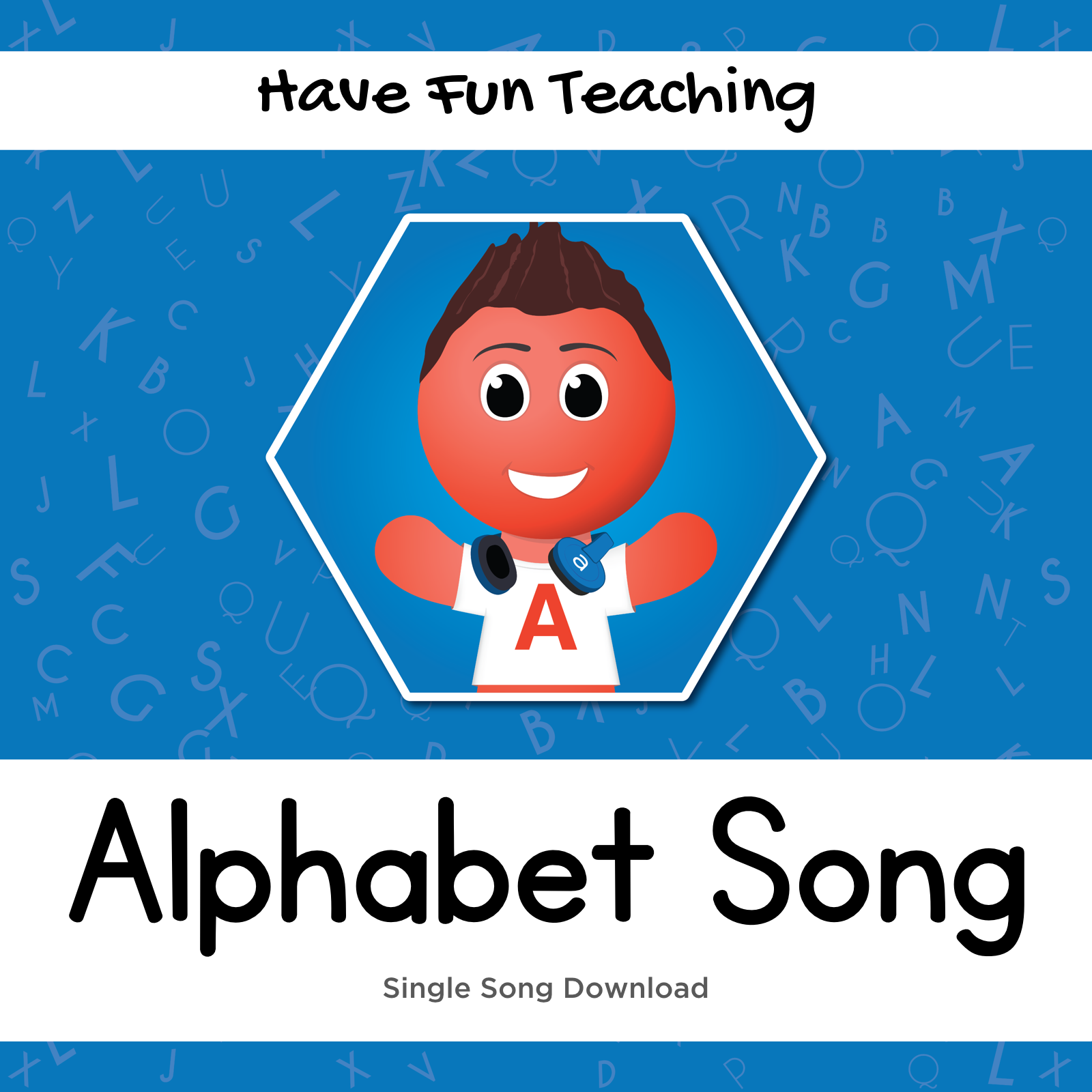 Alphabet Song Official Alphabet Music Video By Have Fun Teaching