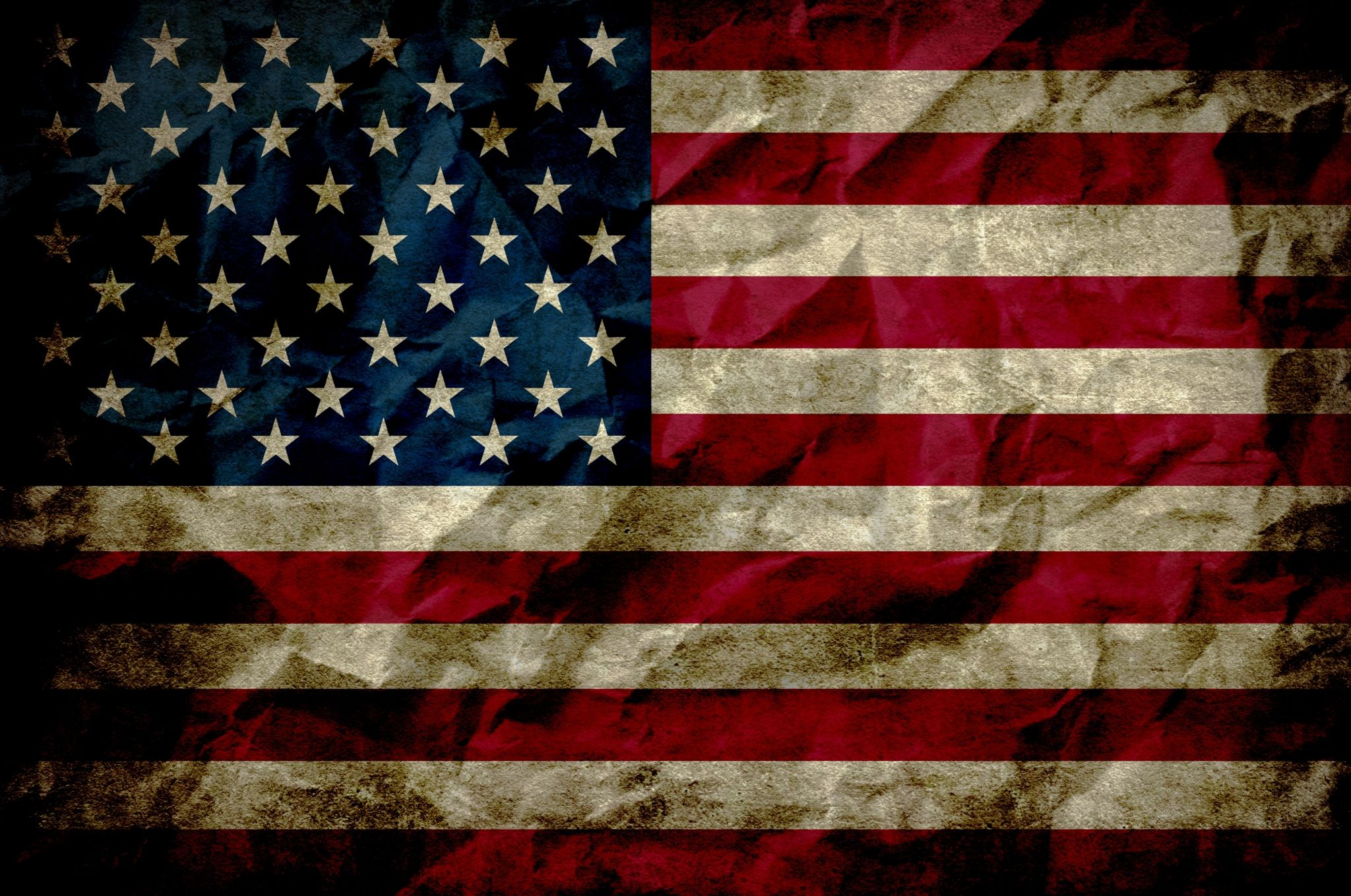 2048x1359 American Flag Wallpaper Free Desktop Wallpapers