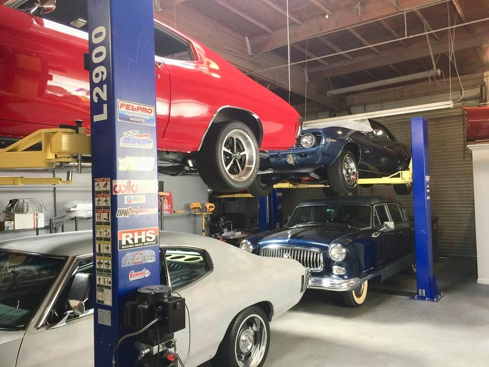 Classic Car Restoration Classic Car Repair Car