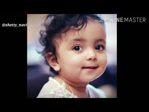 Cute Baby Whatsapp Status Video Song Lovely Youtube