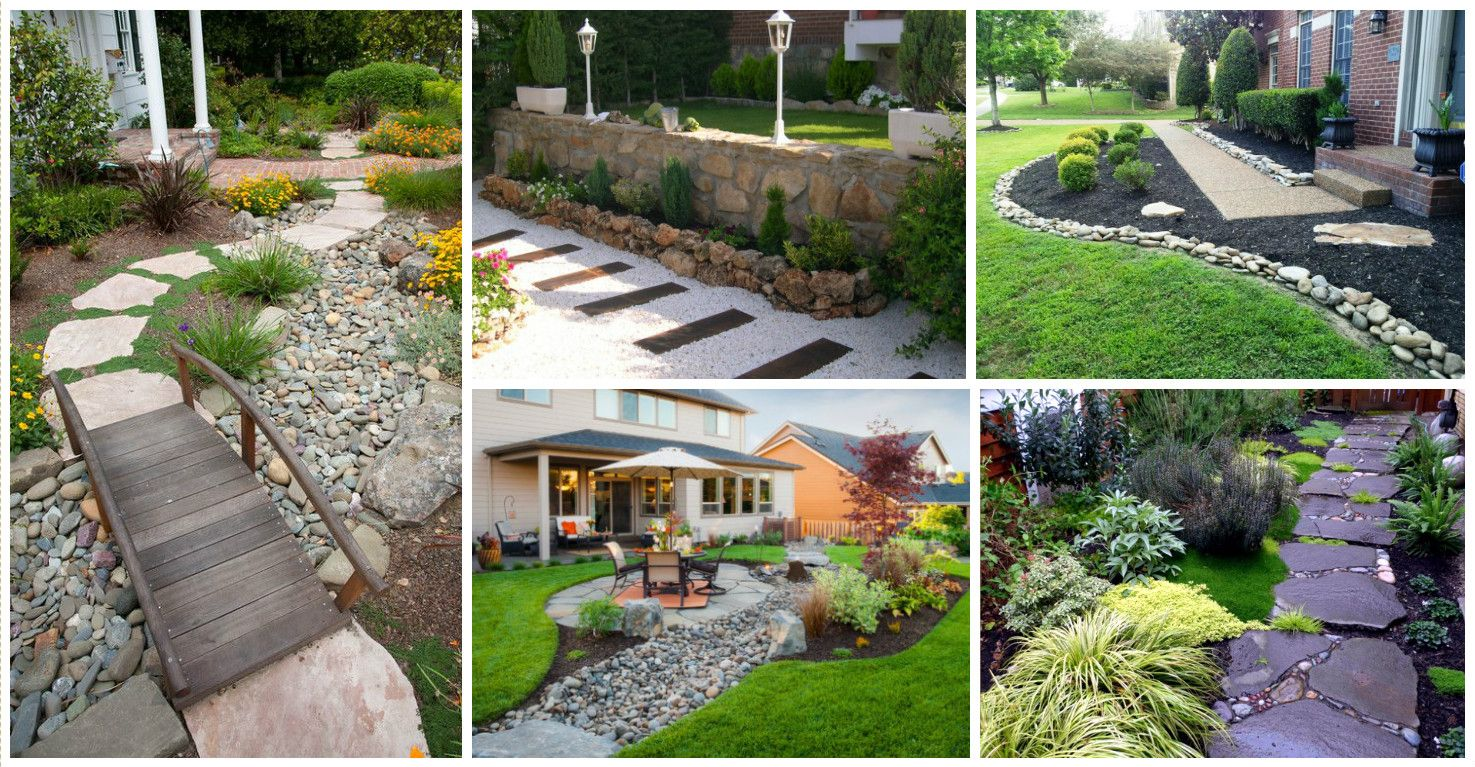 Decorating the garden is not an easy task, but if you want to create ...