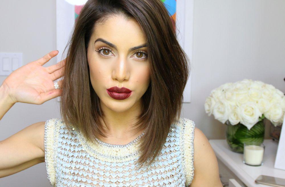 e31cefc6930f Cabelo NOVO - CORTEI | Camila Coelho: Make up | Camila coelho cabelo ...