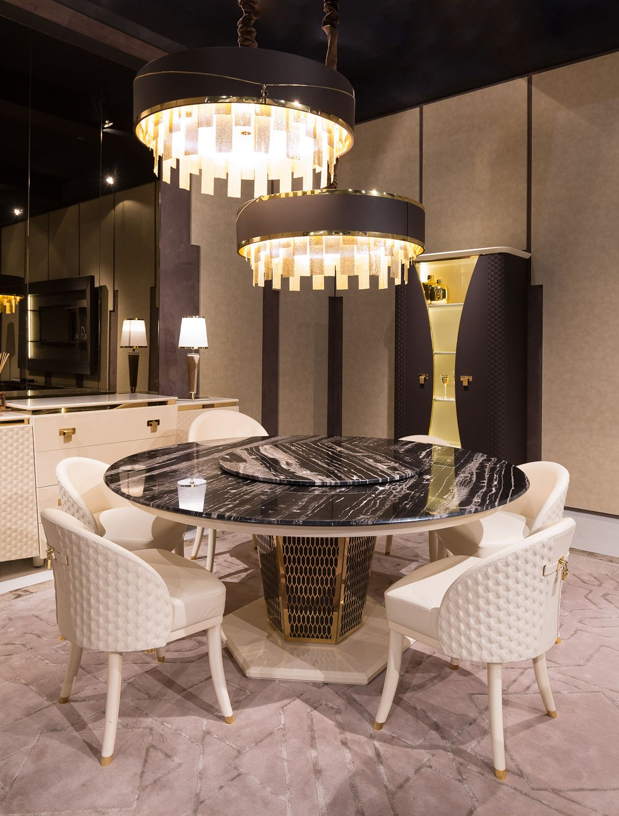 Italian Furniture for exclusive and modern design | Salle à Manger ...