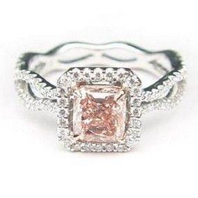 Pink Diamond Engagement Rings Jared Jewelers Jared Engagement
