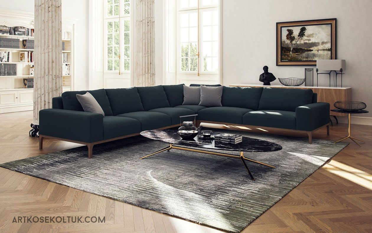Koltuk Takimlari Sectional Couch Home Decor Furniture