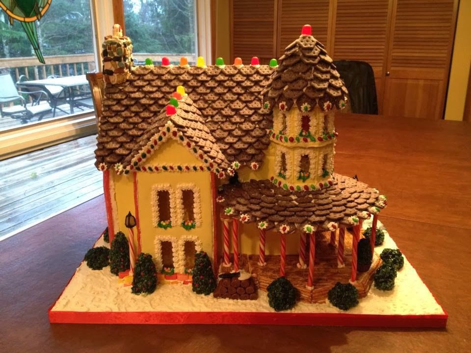 Photos: Patterson Gingerbread House