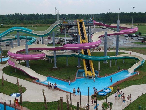 Gulf Islands Waterpark Gulfport Mississippi Opening Soon