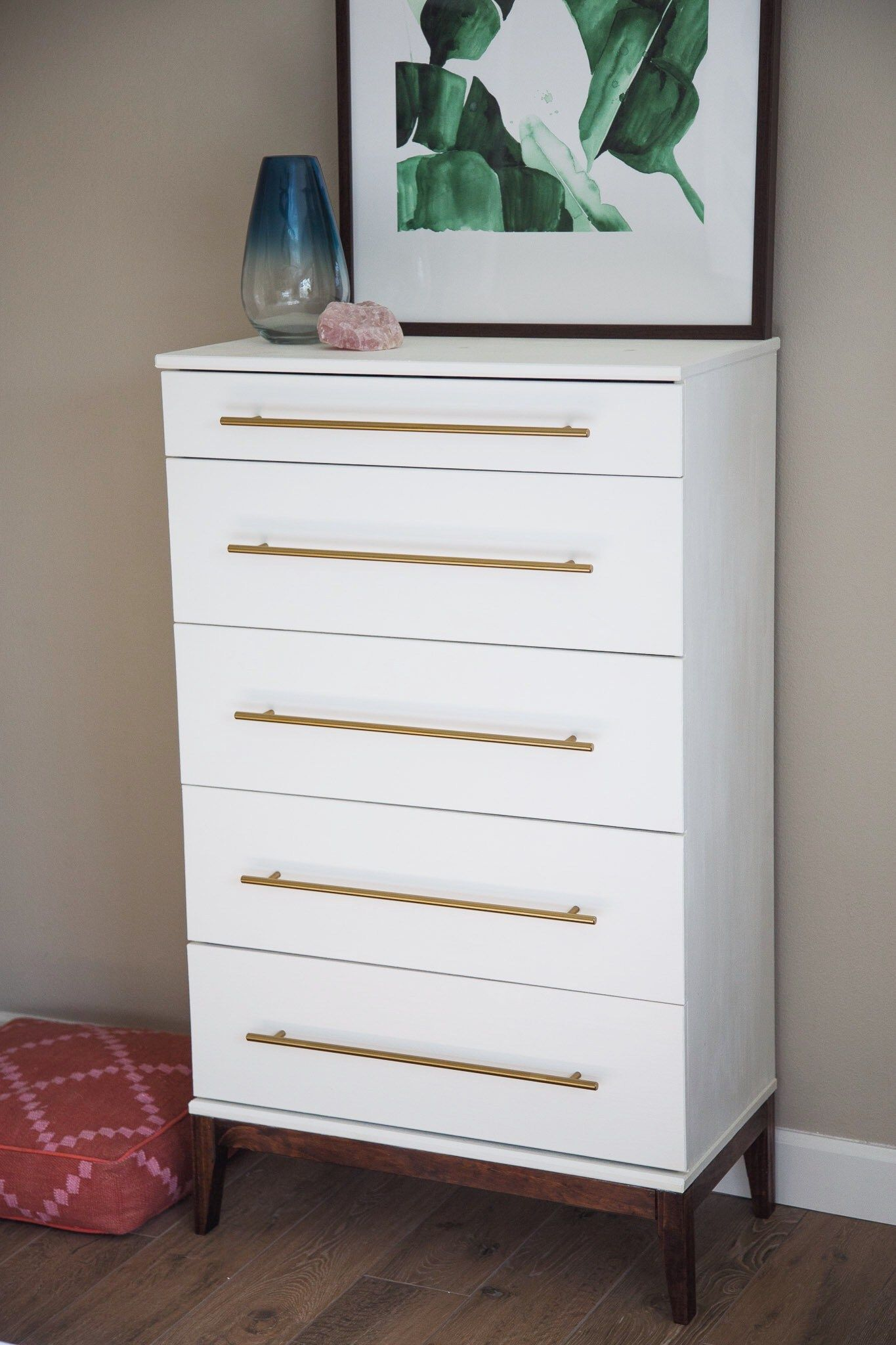 I Went For Another Ikea Hack On The Tarva Dresser This Time On