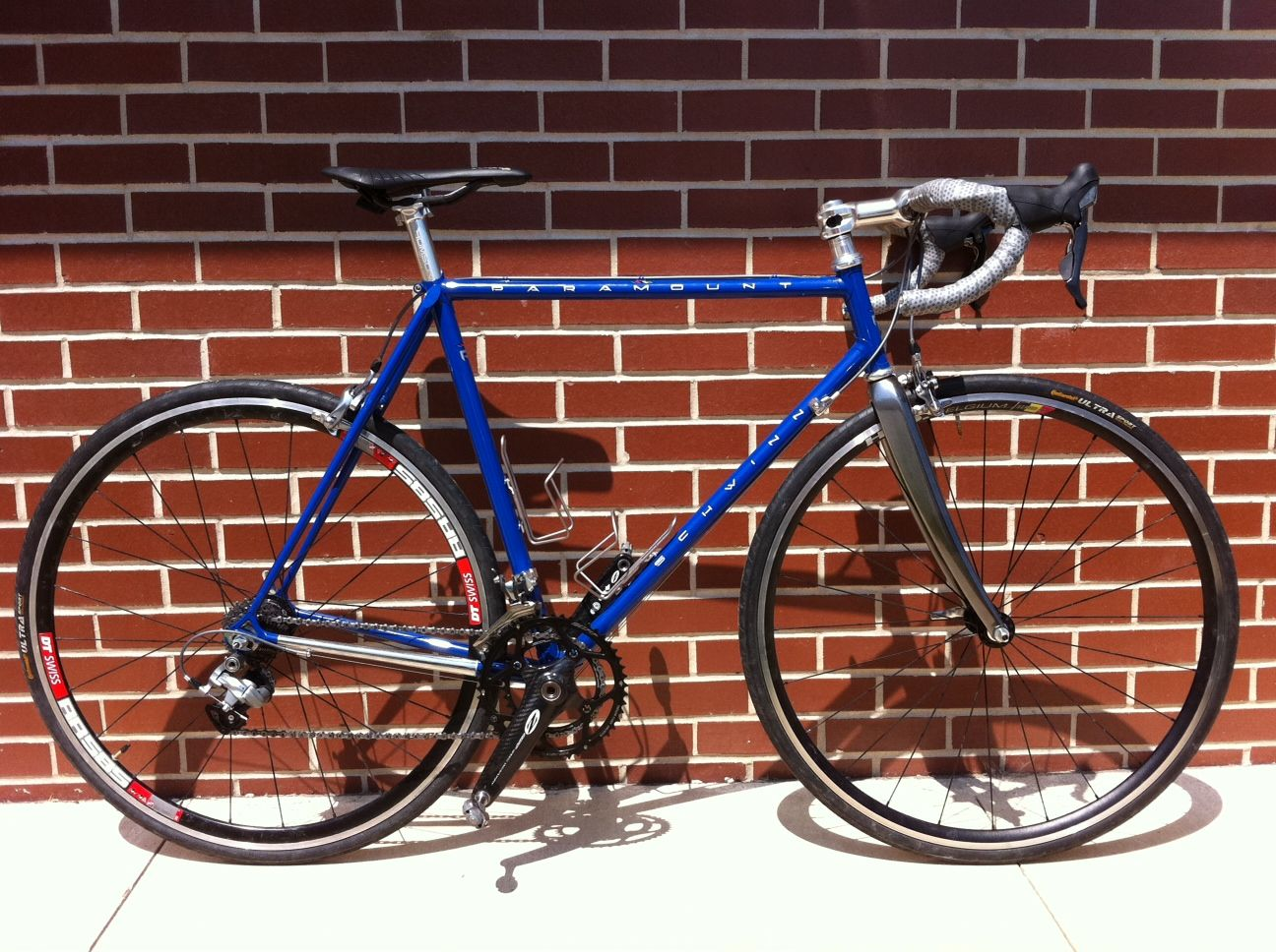 Schwinn Paramount (Waterford frame) In my opinion, some of