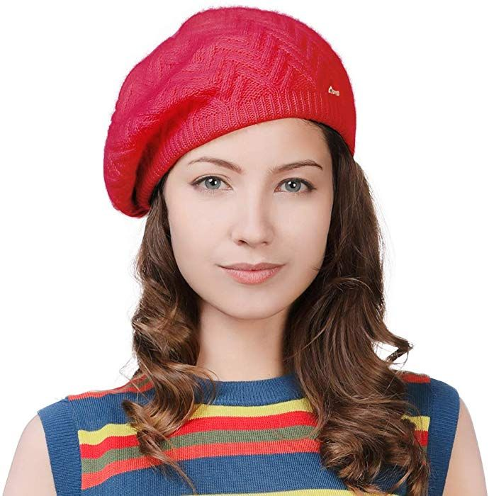 Cashmere Artist Beret French Barrett Hat Mime Director