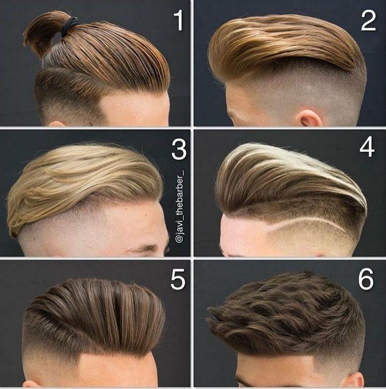 Hair Style Peinado Cabello Largo Hombre Estilos De Cabello Y Barba Estilos De Cabello Hombres