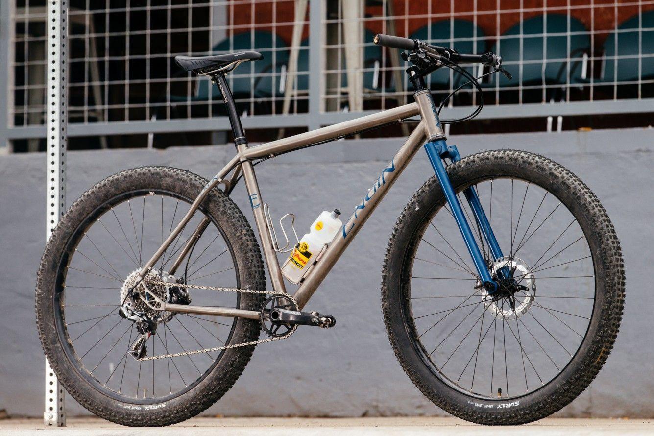 Tyler S Engin Cycles 29 Rigid Mtb The Radavist Awesome Bikes