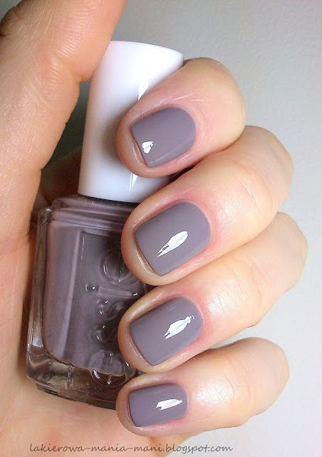 Bought This Essie Chinchilly Nail Polish At Walgreens And It Is By