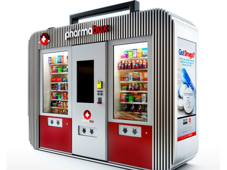 Simon mall to install automated retailing system | Vending ...