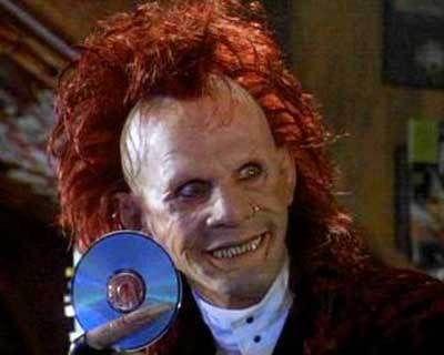 January 2012 Universal Dork Horror Icons Horror Film Music Books