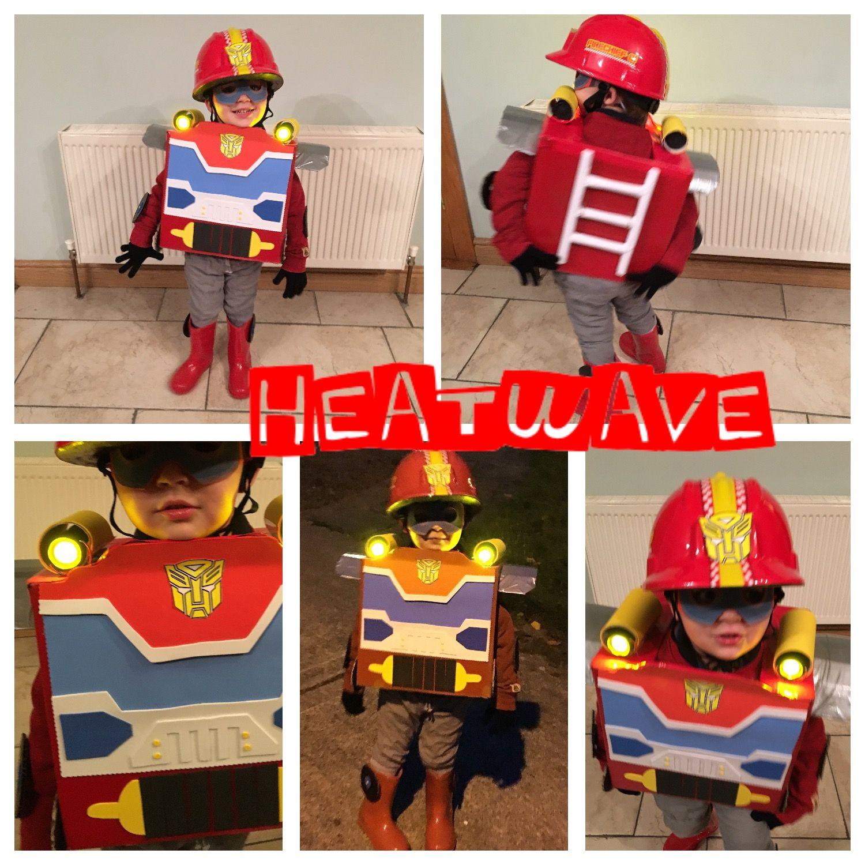 Heatwave costume Halloweeni Dolgok d8502a2d2f