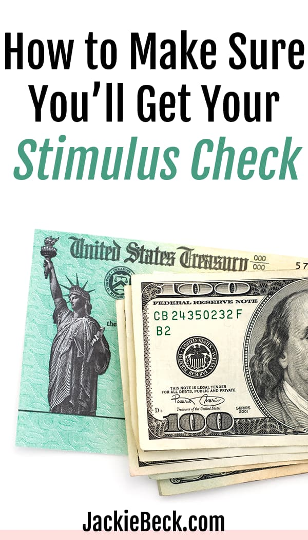 What S My Stimulus Check Status How To Make Sure You Get Your Check Personal Finance Budget Filing Taxes Finance Blog