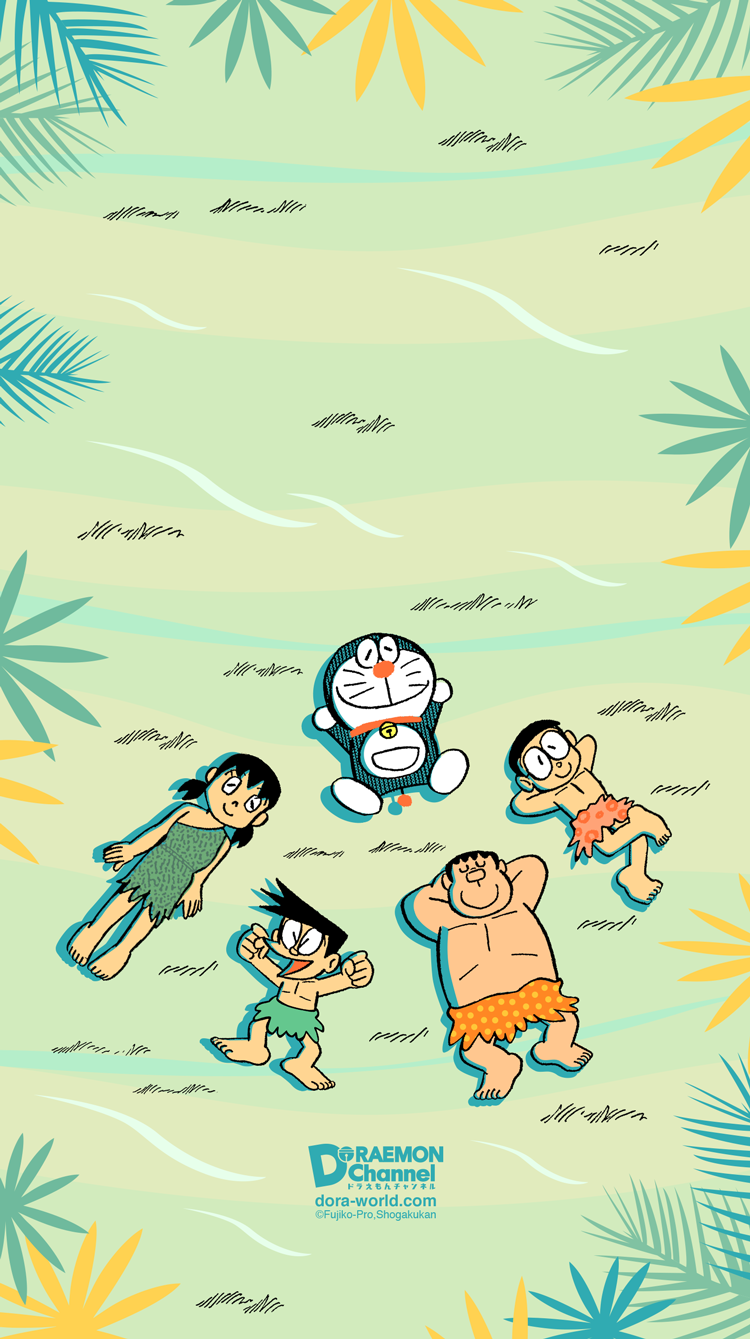 Gambar Kartun Oleh Novita Syaputri Pada Doraemon Di 2020