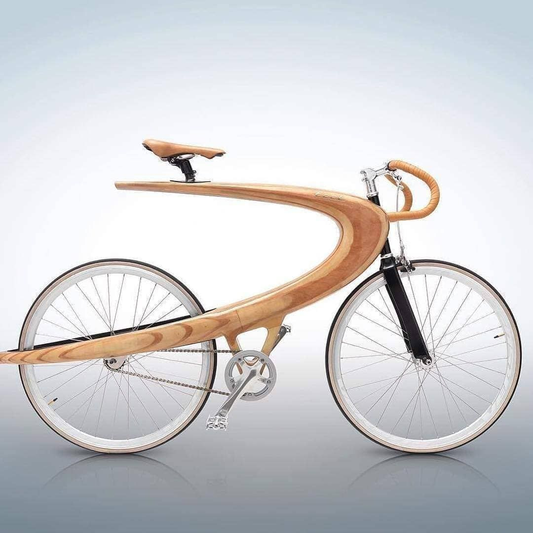 Design Dautore Com On Instagram Opus Wood Bike By Eccecycles
