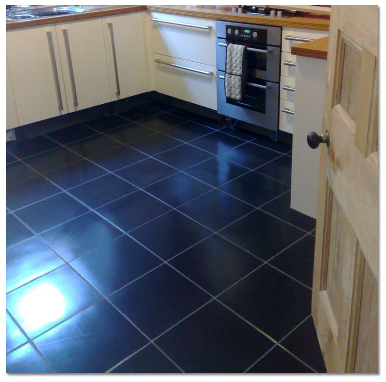 Beautiful Kitchen Flooring Resin