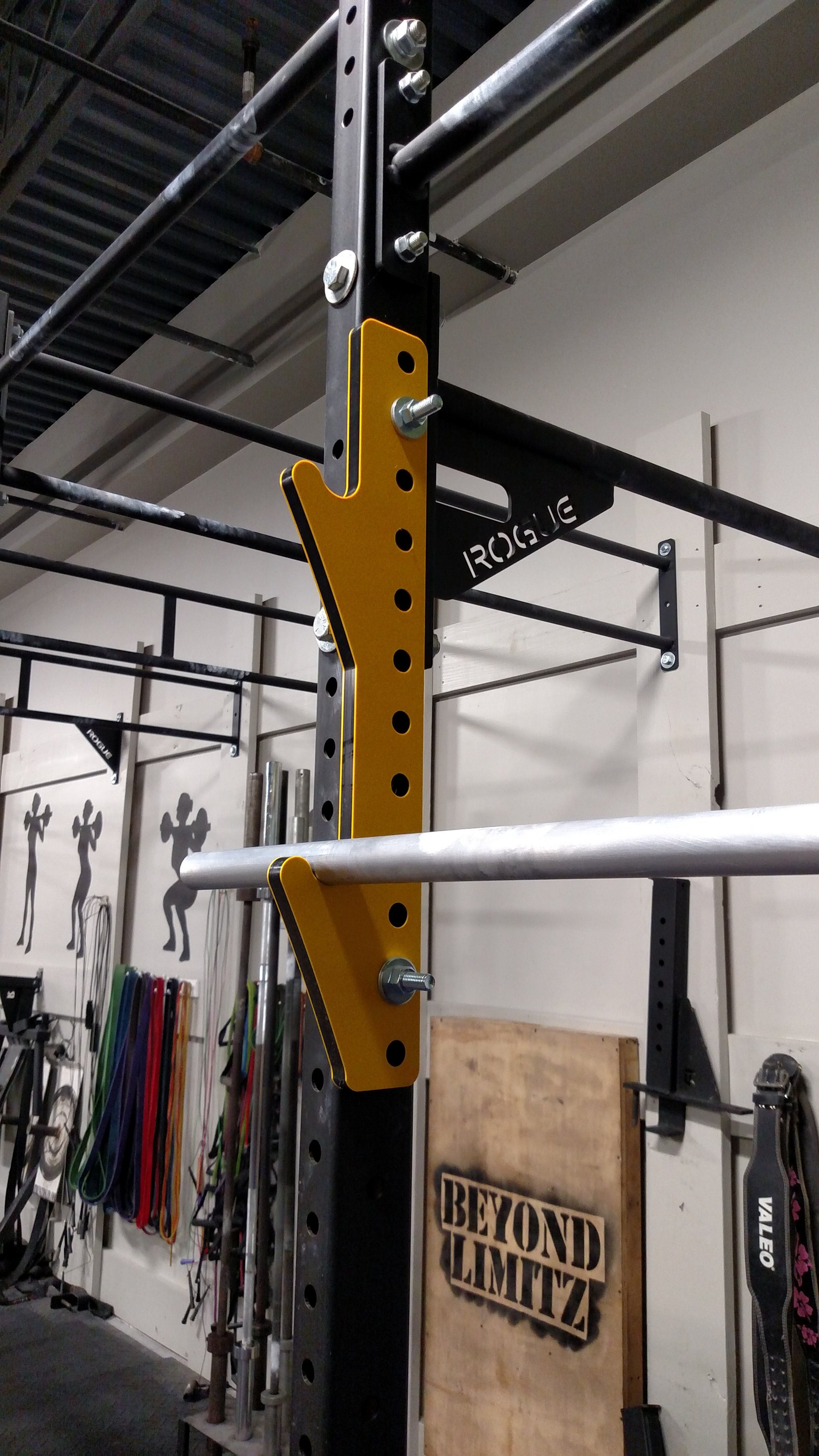Salmon Ladder Sms Mini At Home Gym No Equipment Workout Physical Fitness Program