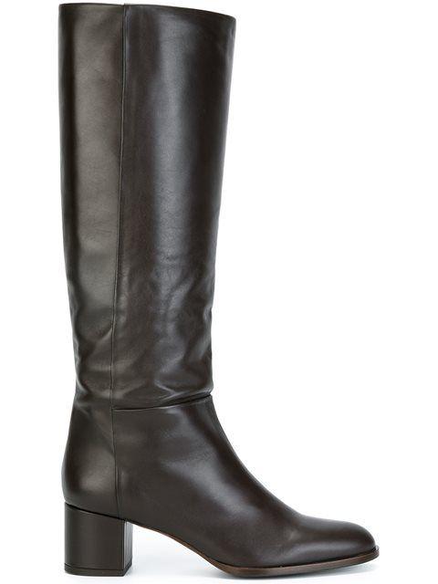 7e98842bdde6 VERONIQUE BRANQUINHO Knee Length Boots. #veroniquebranquinho #shoes #boots