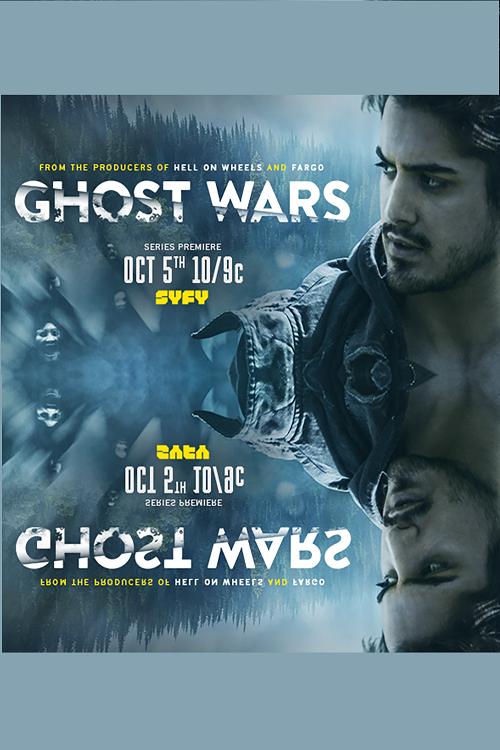 GHOST WARS, Seizoen 1 (Gezien en gevolgd op Netflix