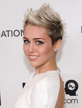 Miley Cyrus Short Hair Wish I Had The Guts The Husband Would Kill