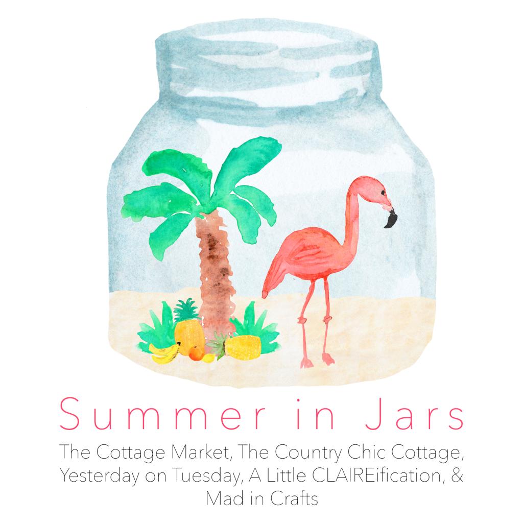 50 Mason Jar Craft Ideas for Summer