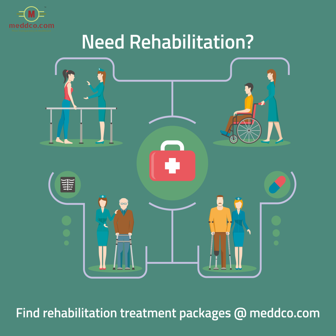 Can't find affordable rehabilitation services? Get