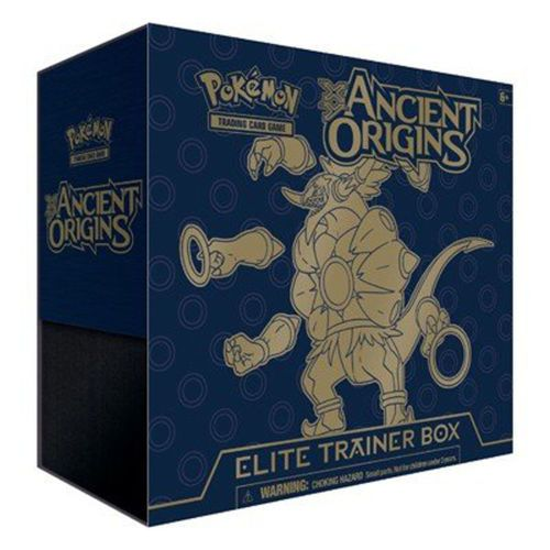 POKEMON - XY ANCIENT ORIGINS - ELITE TRAINER BOX  #Pokemoncards  $56.95