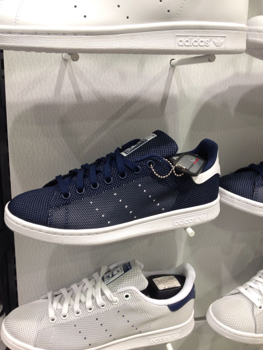 Autre coup de coeur : Adidas Stan Smith Weave Navy #sneakers #stansmith