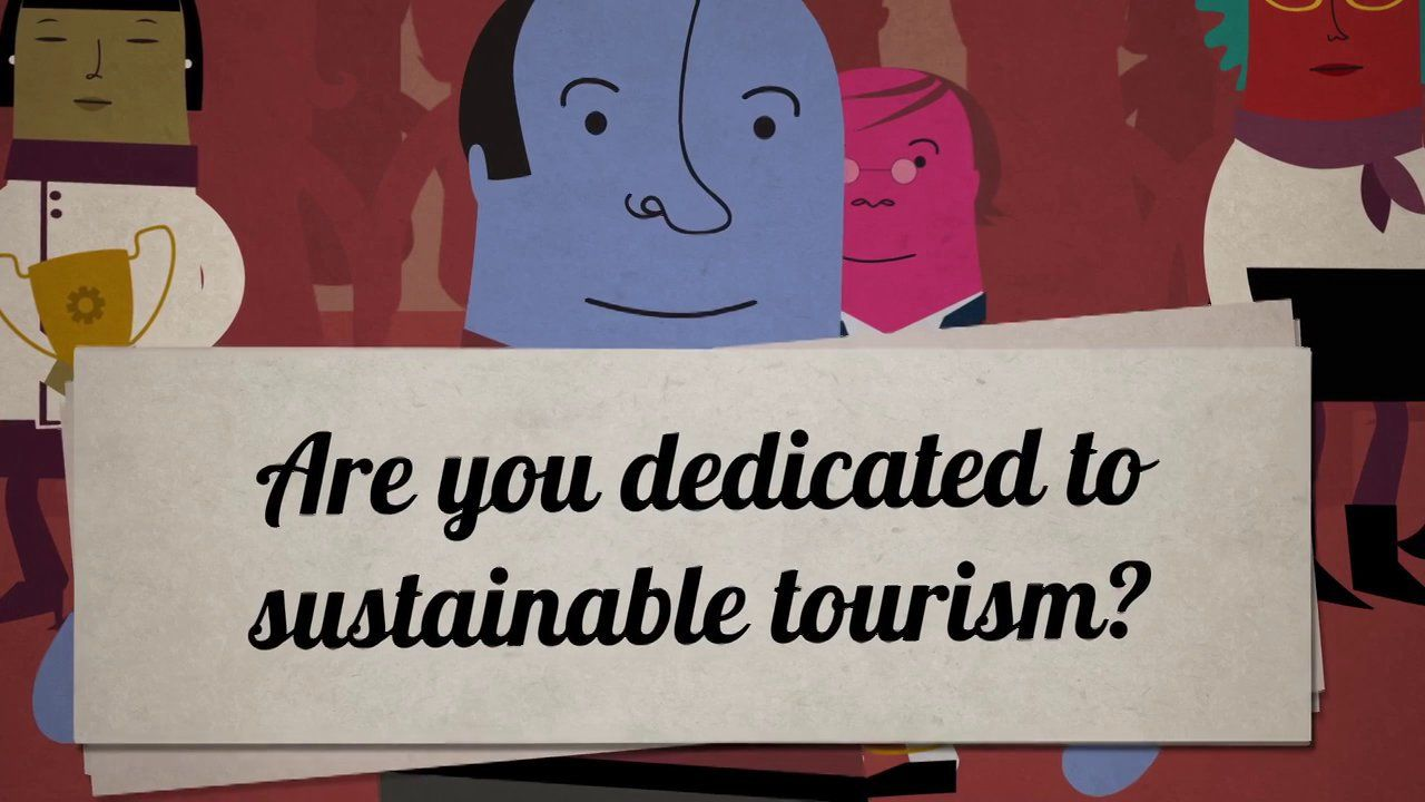 Are you dedicated to sustainable tourism? -Responsible