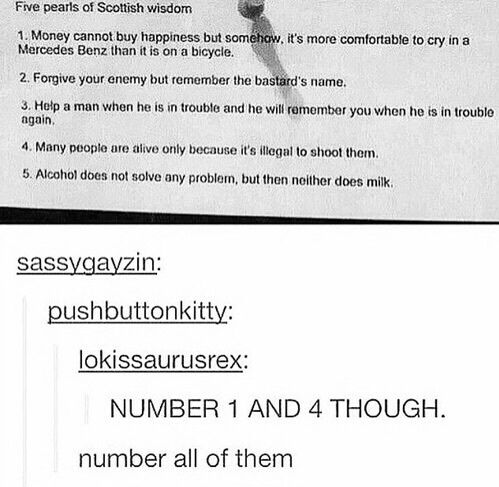 I like 2 and 4 on We Heart It