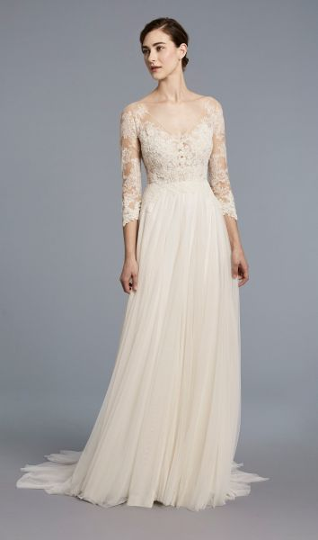 Robes de mariée coupe empire : un look des plus romantiques | Ava ...