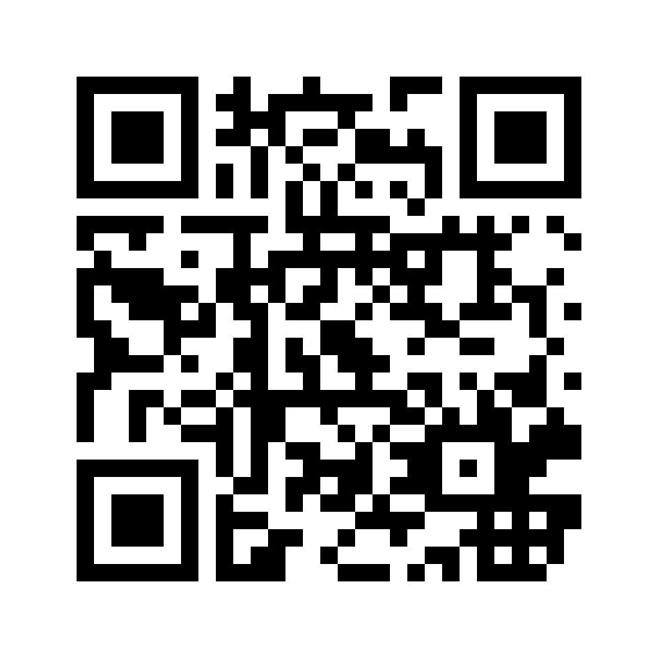 Scan it , save it, use it when you need it! Qr code