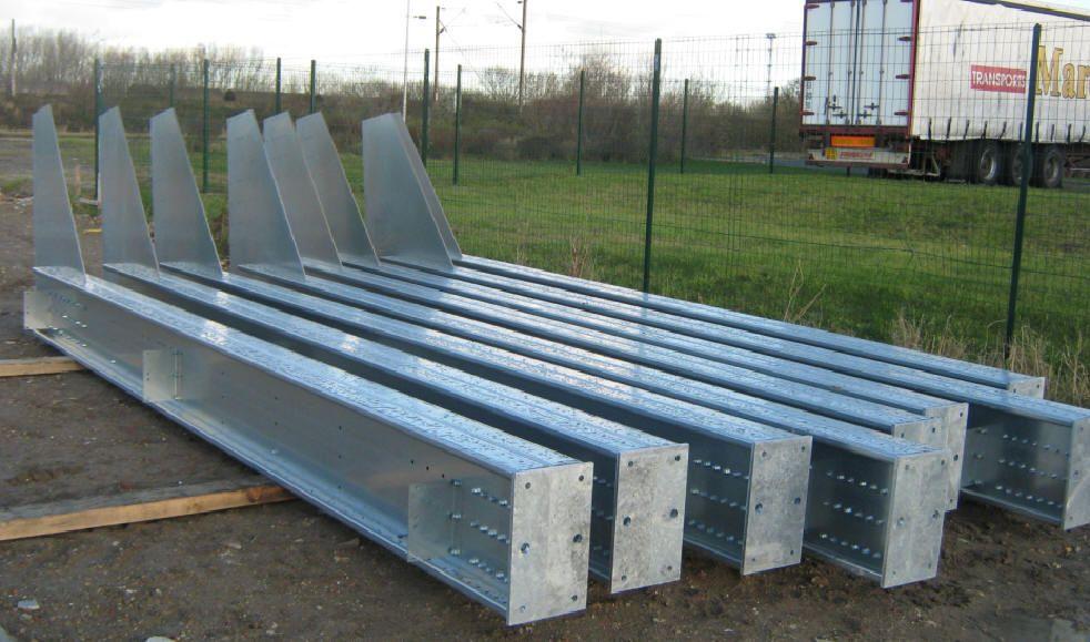 charpente metallique construction