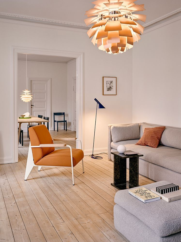 Ph artichoke pendant by louis poulsen living room interior decor also best      images in dining lunch rh pinterest
