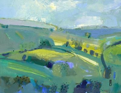 Exmoor Series, June 2012 by Malcolm Ashman