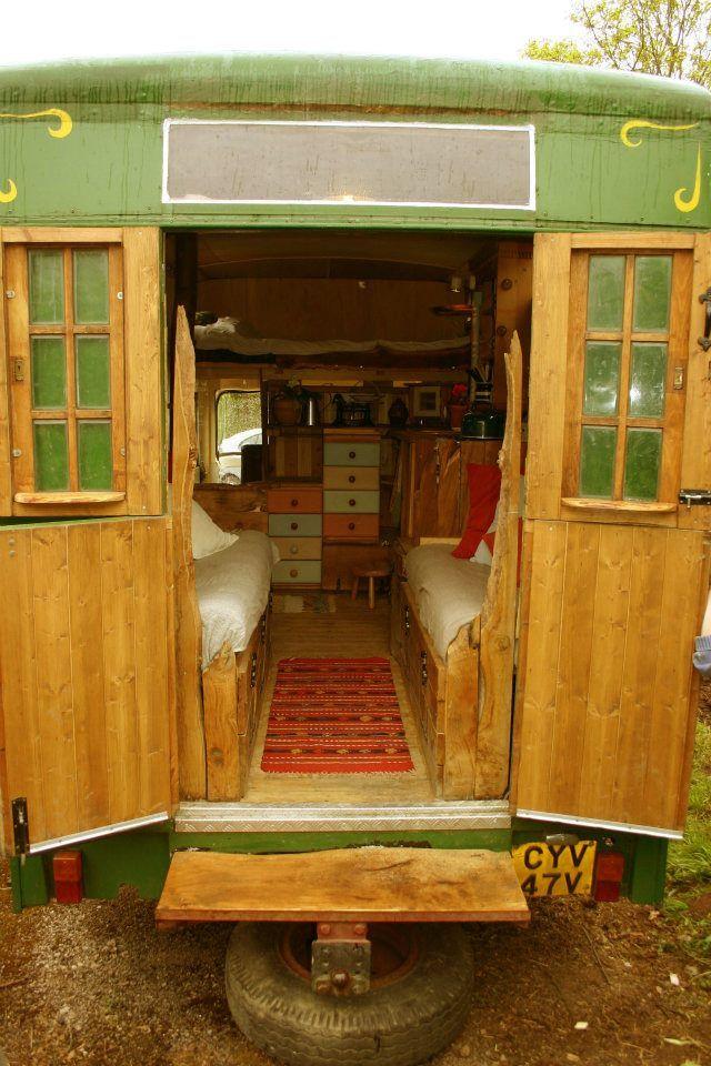 holzverkleidung Häuseru003c3 Pinterest Beautiful, Camper und - vintage holzverkleidung