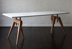Schragen tafel make it in table table legs