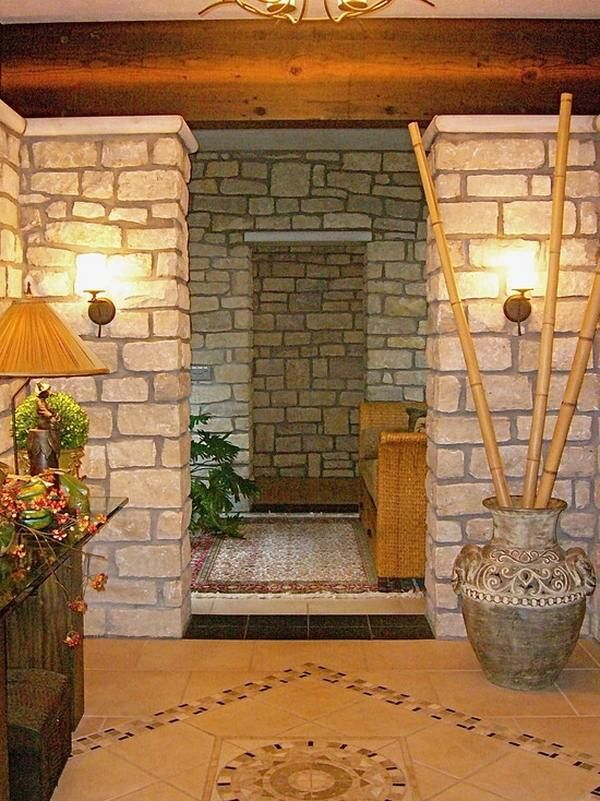 How To Decorate With Bamboo Sticks House Entry Decor Ideas Tall Vase
