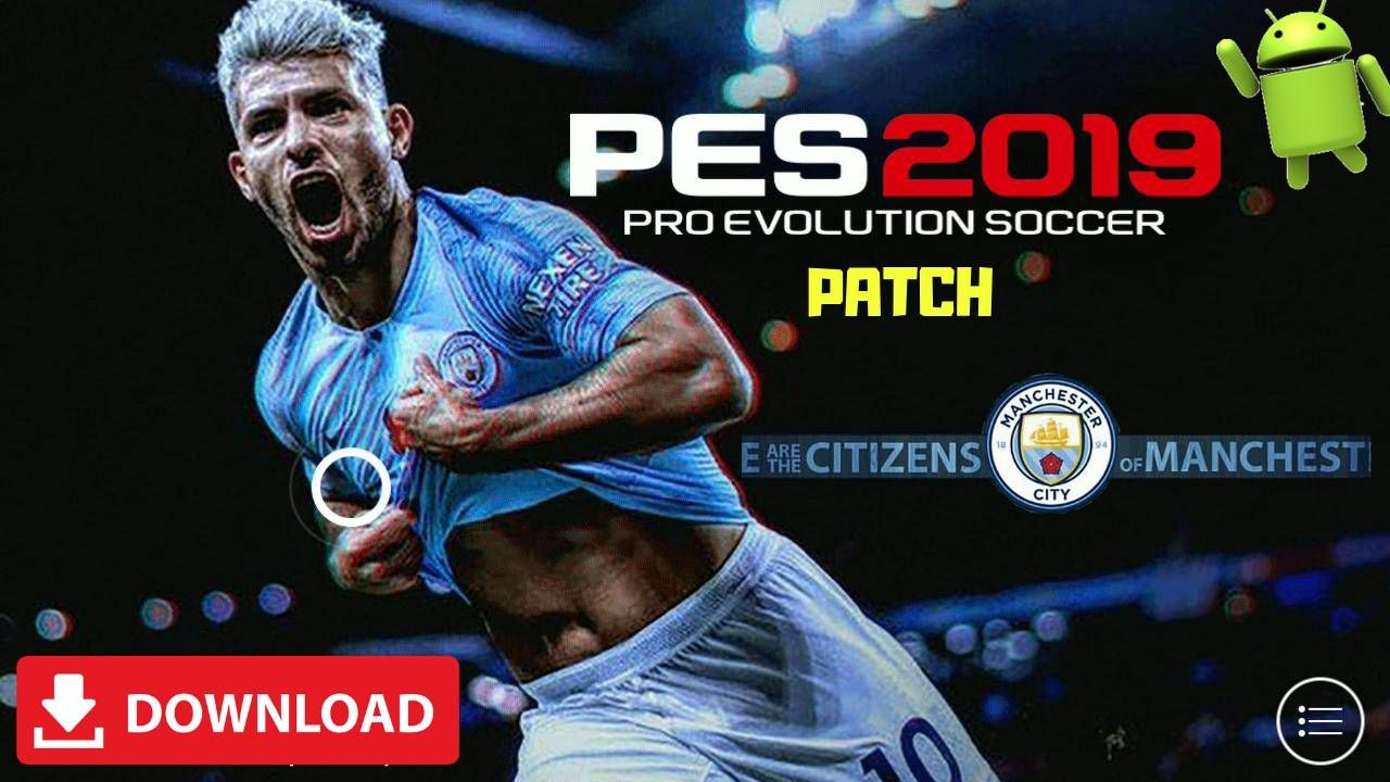 Free Download PES2019 New Man City Patch – Pro Evolution