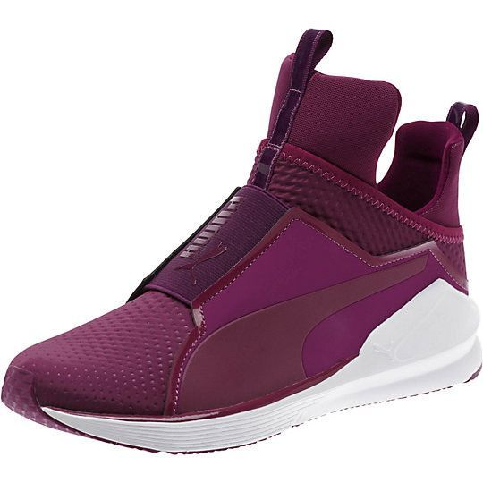 puma sale clothing, Puma Fierce Quilted Sneakers Magenta