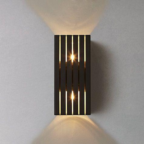 John Lewis Wall Light Fittings: ,Lighting
