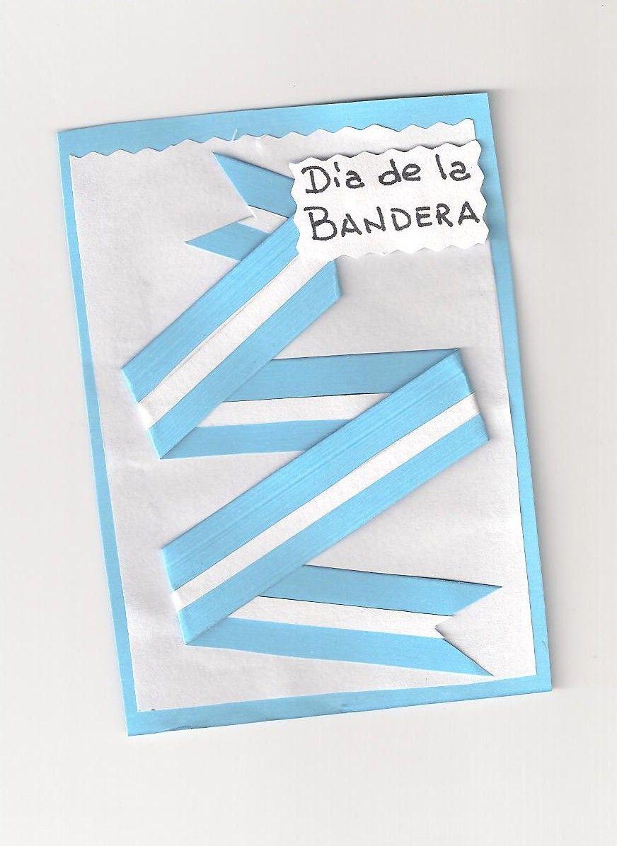 20 De Junio Día De La Bandera Manualidades 9 De Julio Y