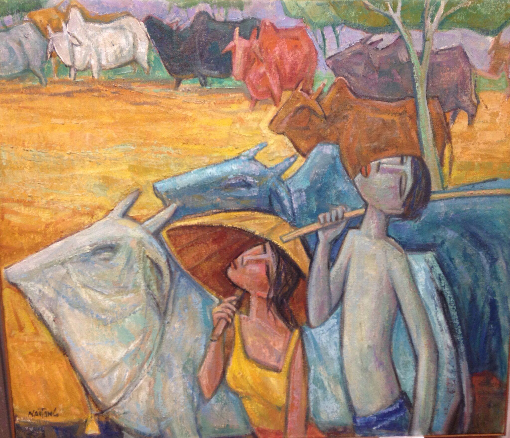 Tew Nai Tong Art Painting