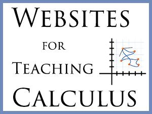 Websites for Teaching Calculus