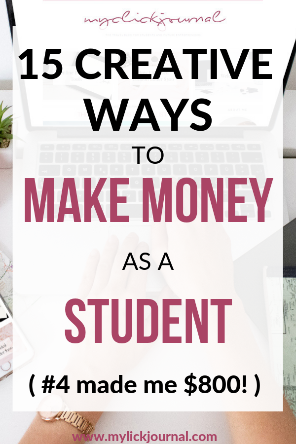 How To Earn Money From Home Students
