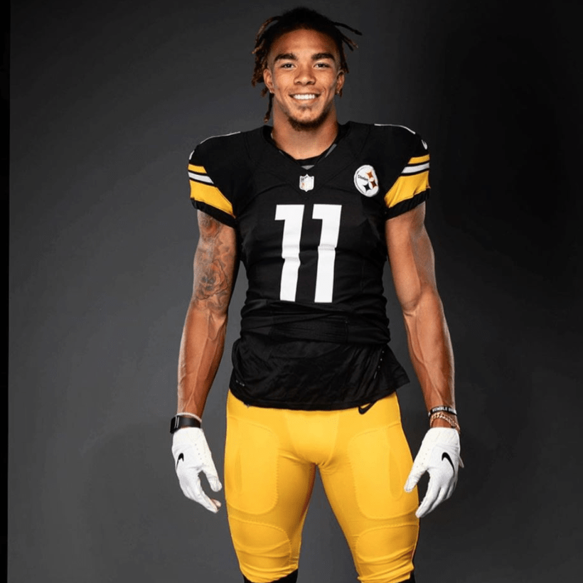 Chase Claypool Wallpaper For Mobile Phone Tablet Desktop Computer And Other Devices Hd And 4 In 2021 Steelers Football Pittsburgh Steelers Football Pittsburgh Sports